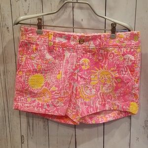 NWOT Lilly Pulitzer More Kinis In The Keys Shorts!